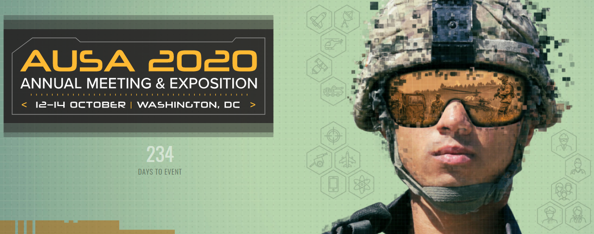 AUSA Annual Meeting and Exhibition 2020