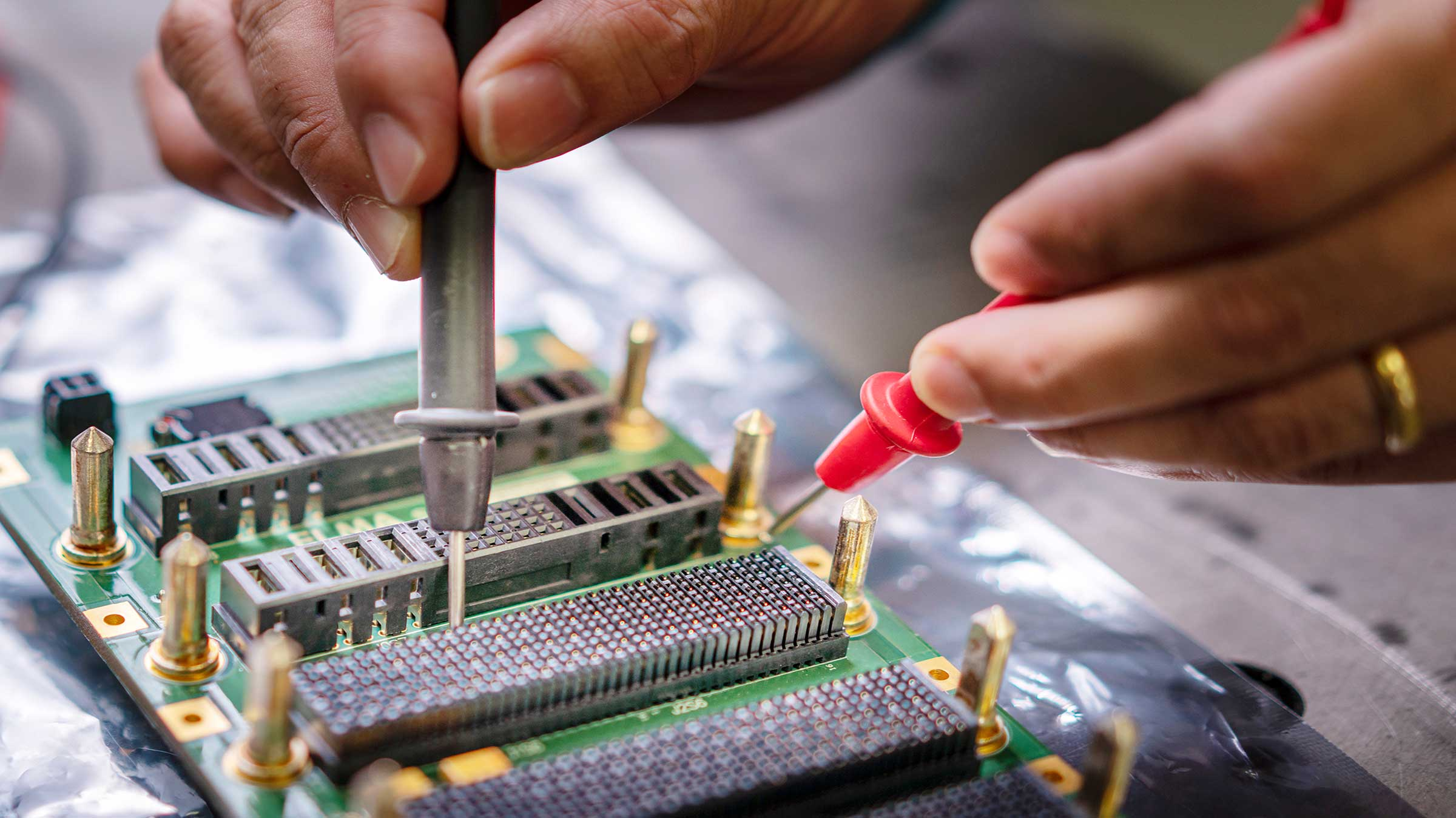 Solutions at every stage of your journey -  from embedded computing solutions to electronic components, our experts are here for you.